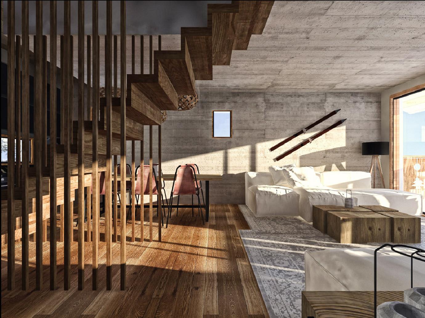 architecte-lyonnais-projet-travaux-rénovation-appartement-aménagement-interieur-montagne-alpes-courchevel-2