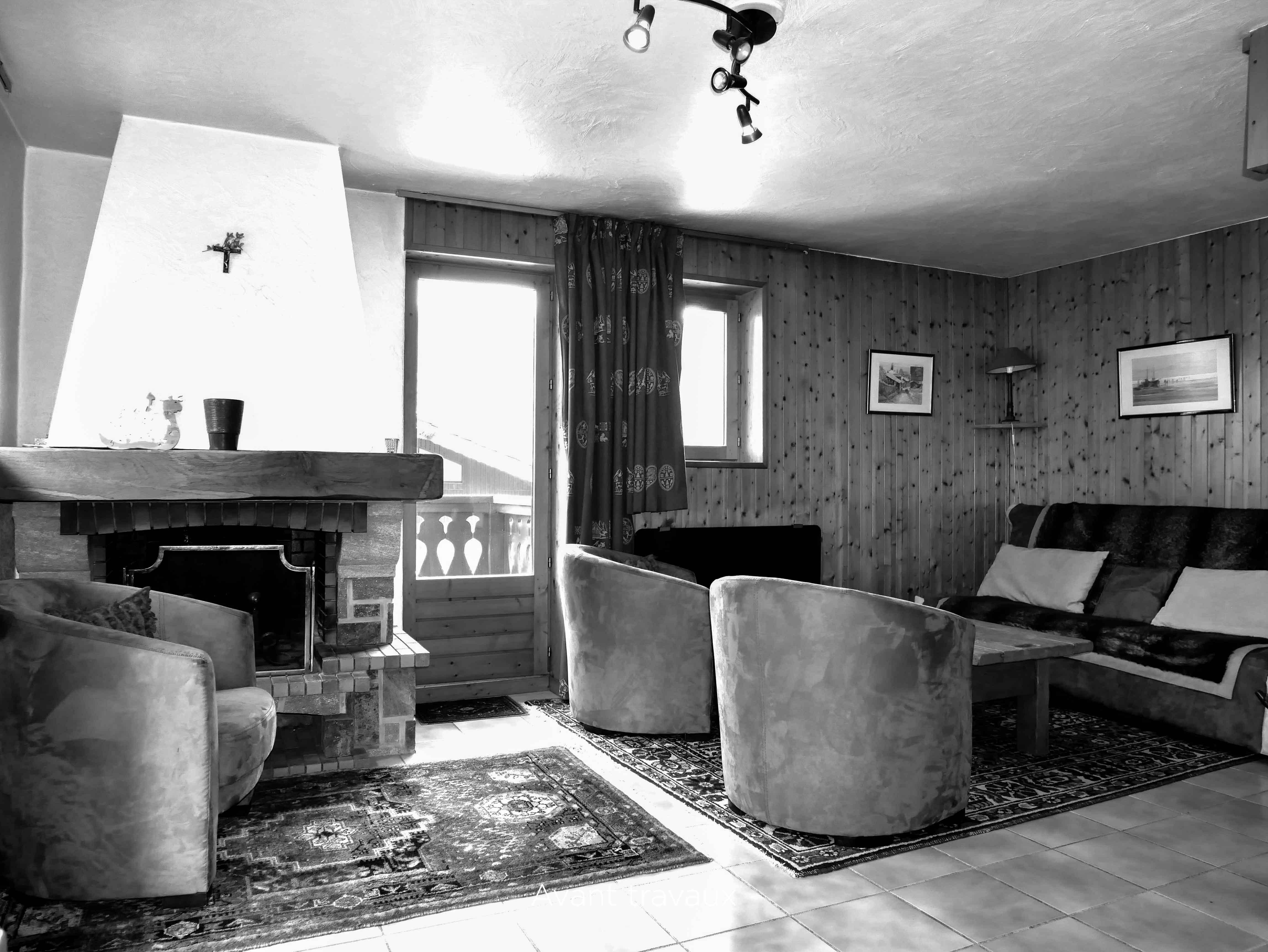 avant-après-travaux-rénovation-appartement-aménagement-interieur-montagne-alpes-courchevel