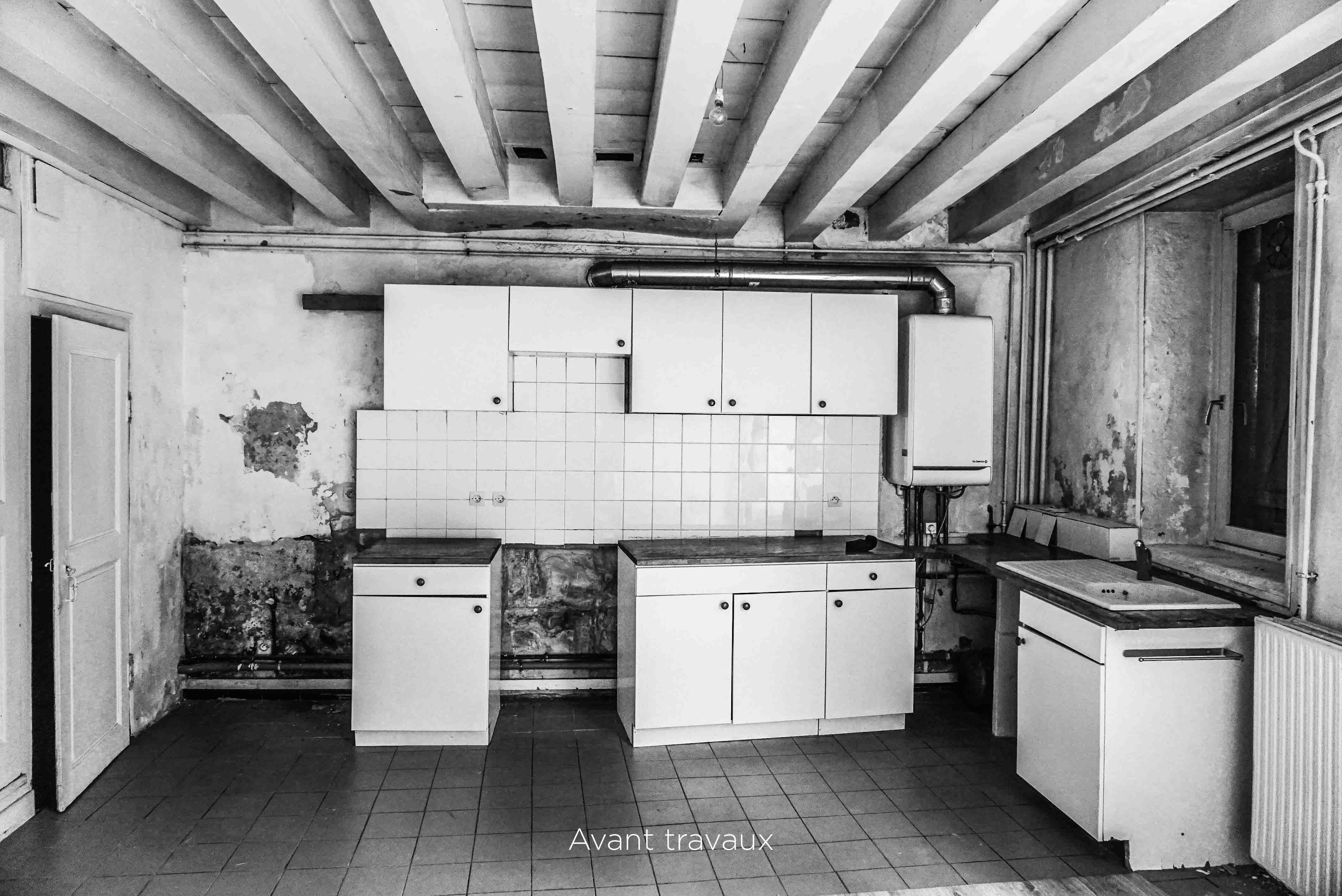 avant-travaux-architecte-lyon-rénovation-presbytere-marcilly-azergues-pierre-dorée